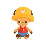 One Piece - Peluche Chopper x Luffy 20 cm