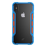 ELEMENT CASE  coque RALLY pour iPhone XS Max Bleu/Orange