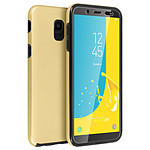 Avizar Coque Dorée pour Samsung Galaxy J6