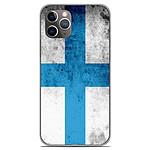 1001 Coques Coque silicone gel Apple iPhone 11 Pro motif Drapeau Marseille