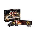 Queen - Puzzle 3D Truck & Trailer