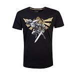 The Legend of Zelda - T-Shirt Hyrule Link - Taille S