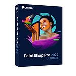 Corel PaintShop Pro 2022 Ultimate - Licence perpétuelle - 1 poste - A télécharger