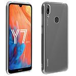 Avizar Coque Transparent pour Huawei Y7 2019