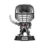 Star Wars - Figurine POP! KOR Scythe (Chrome) 9 cm