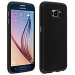 Avizar Coque Noir pour Samsung Galaxy S6