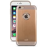 MOSHI Coque aluminium iGLAZE ARMOUR iPhone 6 Plus Bois