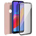 Avizar Coque Rose Champagne pour Honor 8A , Huawei Y6 2019 , Huawei Y6S