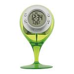 Thermomètre à eau H2O sur pied vert - Otio