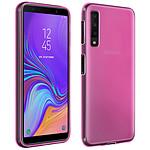 Avizar Coque Rose pour Samsung Galaxy A7 2018