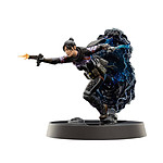 Apex Legends - Figures of Fandom statuette Wraith 20 cm