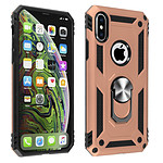 Avizar Coque Rose Champagne pour Apple iPhone XS Max