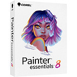 Corel Painter Essentials 8 - Licence perpétuelle - 1 poste - A télécharger