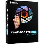 PaintShop Pro 2020 Ultimate - Licence perpétuelle - 1 poste - A télécharger