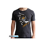 Overwatch - T-shirt Tracer homme MC dark grey - new fit - Taille L