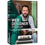 Magix Web Designer Premium - Licence perpétuelle - 1 poste - A télécharger