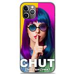 1001 Coques Coque silicone gel Apple iPhone 11 Pro motif Chut