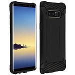 Avizar Coque Noir pour Samsung Galaxy Note 8