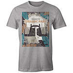 Jurassic Park - T-Shirt Welcome  - Taille L