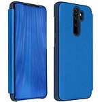 Avizar Etui folio Bleu pour Xiaomi Redmi Note 8 Pro