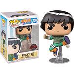 Naruto - Figurine Bobble Head POP N° 739 Rock Lee 'Sp.Edition'