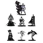 Batman Black & White - Pack de 7 figurines Batman Black & White Box Set 4 10 cm