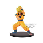 Dragon Ball Super - Statuette Chosenshiretsuden Super Saiyan Goku 16 cm