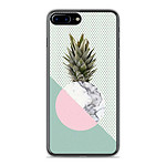 1001 Coques Coque silicone gel Apple IPhone 8 Plus motif Ananas marbre