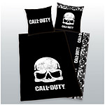 Call of Duty - Parure de lit Skull 135 x 200 cm / 80 x 80 cm