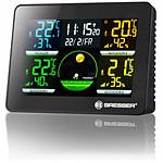 Bresser Station Météo Avec Thermomètre Et Hygromètre Sur 4 Zones BRE_7000023