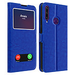 Avizar Etui folio Bleu pour Huawei Y6p