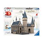 Harry Potter - Puzzle 3D Château de Poudlard : Grande Salle (540 pièces)
