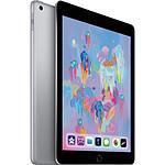iPad 6 32GB Wifi Black Grade A - 32 Go - Reconditionné