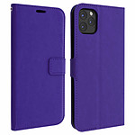 Avizar Etui folio Violet pour Apple iPhone 11 Pro Max