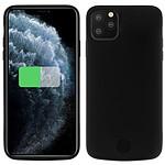 Avizar Coque batterie Noir pour Apple iPhone 11 Pro Max