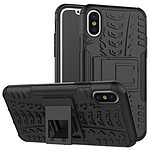 Lapinette Coque Anti Choc Pour Apple Iphone XR Modèle Spider Noir