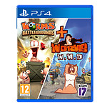 Worms Double Pack Worms Battlegrounds & Worms W.M.D (Playstation 4)