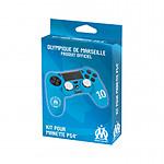 OM Olympique de Marseille Kit de customisation pour manette PS4