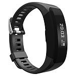 YONIS Bracelet connecté sport Noir Y-8008
