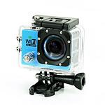 Yonis Caméra sport waterproof Bleu Y-3373