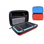 Subsonic Sacoche de rangement Bleu/Rouge 2DS XL / 3DS XL