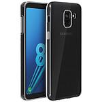 Avizar Coque Transparent pour Samsung Galaxy A8