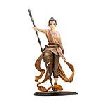 Star Wars Episode VII - Statuette ARTFX 1/7 Rey Descendant of Light 27 cm