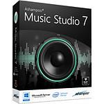 Ashampoo Music Studio 7 - Licence perpétuelle - 1 poste - A télécharger