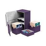 Ultimate Guard - Boîte pour cartes Twin Flip'n'Tray Deck Case 160+ taille standard XenoSkin Vio