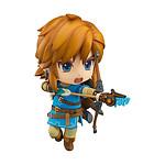 The Legend of Zelda Breath of the Wild - Figurine Nendoroid Link 10 cm
