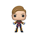 Avengers: Endgame - Figurine POP! Captain Marvel w/New Hair 9 cm