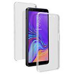 Avizar Coque Transparent pour Samsung Galaxy A7 2018