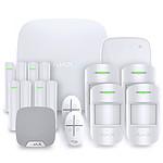 Alarme maison Ajax StarterKit Plus blanc - Kit 4