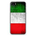 1001 Coques Coque silicone gel Apple IPhone 8 motif Drapeau Italie